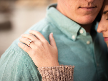 Creative Ways to Photograph Your Engagement Ring