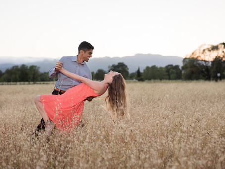 Your Engagement Photos Should Showcase Your Personalities
