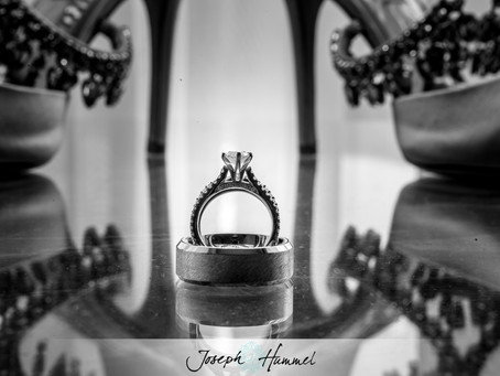 Unique Ways to Capture Your Wedding Rings