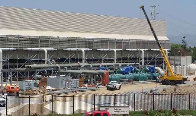 Palomar Energy Center Chiller Plant