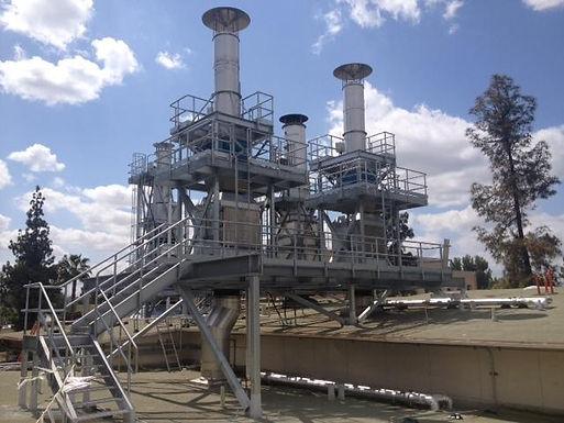 UC Riverside Emissions Controls Upgrade