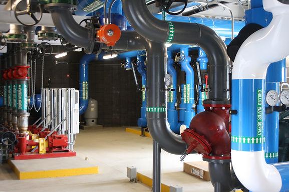 Mesa College Central Plant