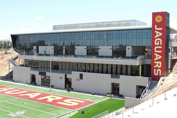 Southwestern College Devore Stadium Fieldhouse