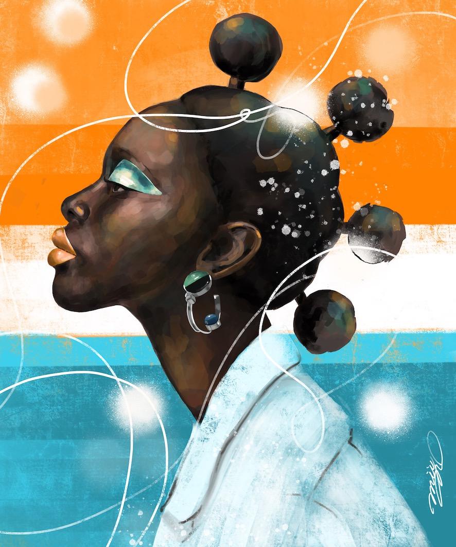 AFRICAN DREAM #2002022