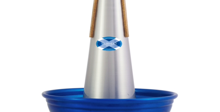 Popy CUP Mute (Silver Plated Copper - Large Bell)