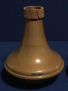 Maynard Ferguson model, Brown Powder Painted Aluminium