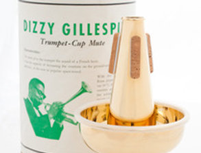 Dizzy CUP Mute (Gold Plated Copper)