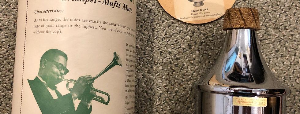 Dizzy BOP Mute (Trumpet)