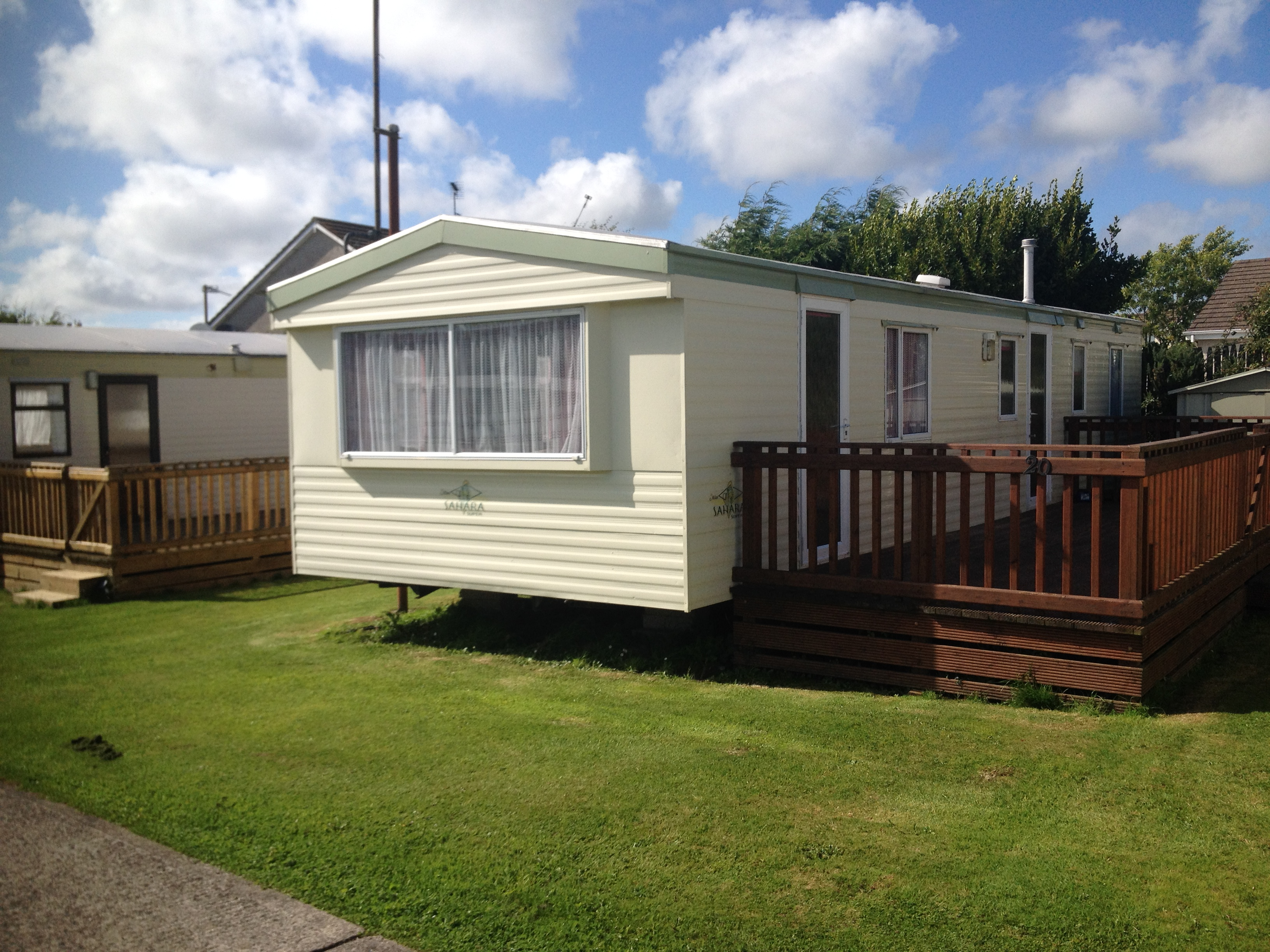 S&E Farrells holiday park