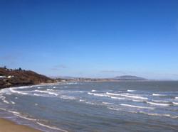 Beach at Poulshone