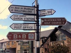 Blackwater village