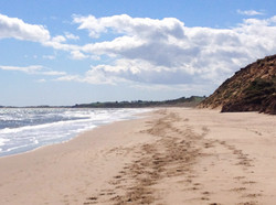 Beach at Blackwater