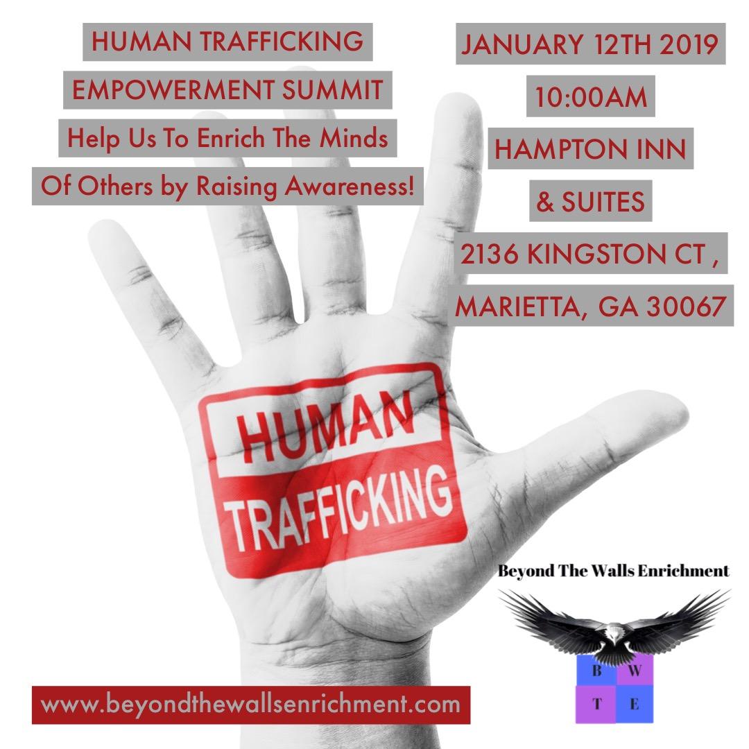 BTWE HUMAN TRAFFICKING EMPOWEMENT SUMMIT