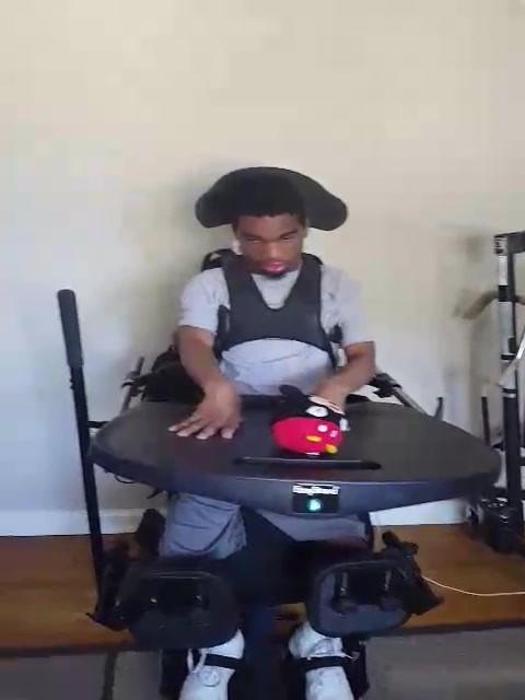 VIDEO OF TRAVON STREGTHING