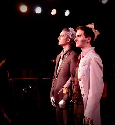 Marvelous Oz Zeke St. John and Danny Foner