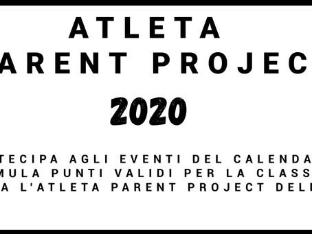 Atleta Parent Project 2020