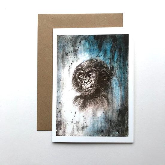 Bonobo card