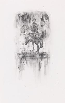 Equestrian Statue of George 1