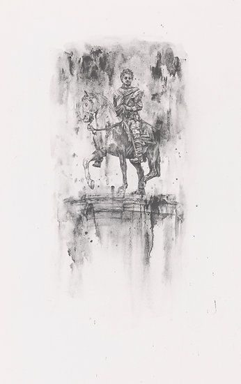 Equestrian Statue of George I