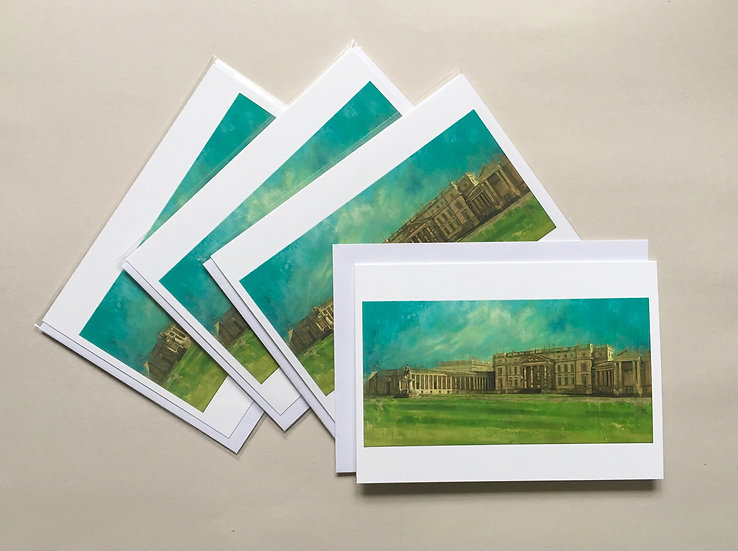 The North Front:  Set of 4 cards