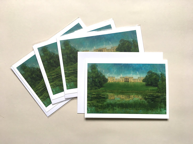 The South Front: Set of 4 cards