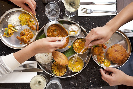 Vegetarian Thali