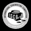 ISC Semi Finalist -Suze Sims