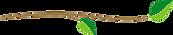 Custom garden leaf design