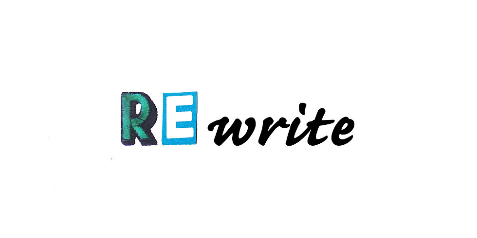 REwrite Family Workshop - 11am