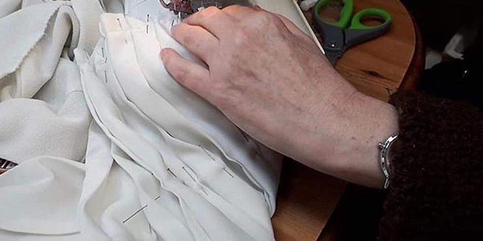 Sewing Machine Basics 26 Jan morning