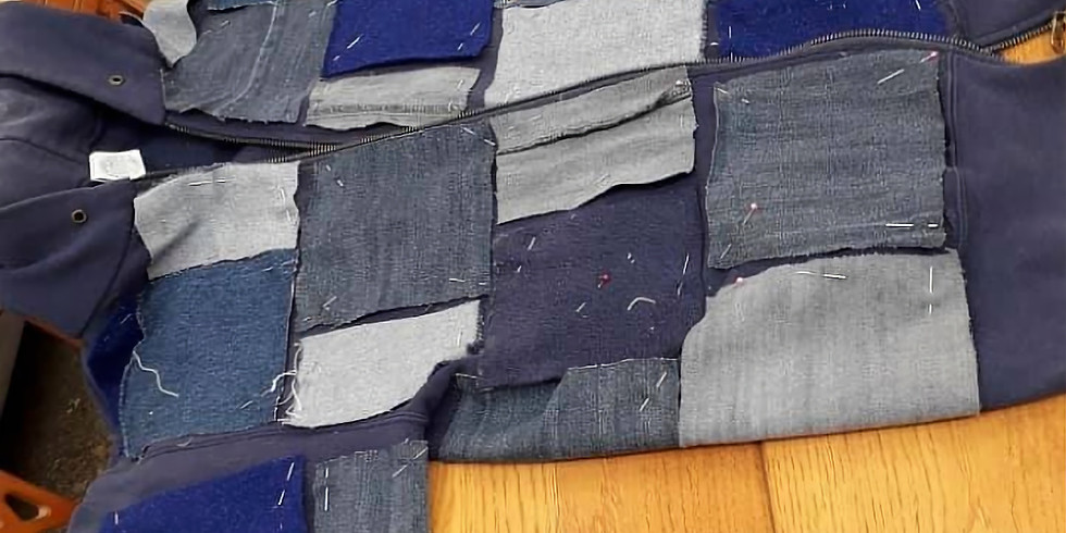 Clothes Lab: The Denim Doctor Afternoon only