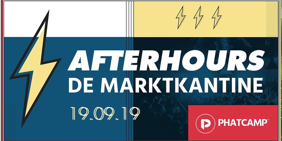 Afterhours: De Marktkantine