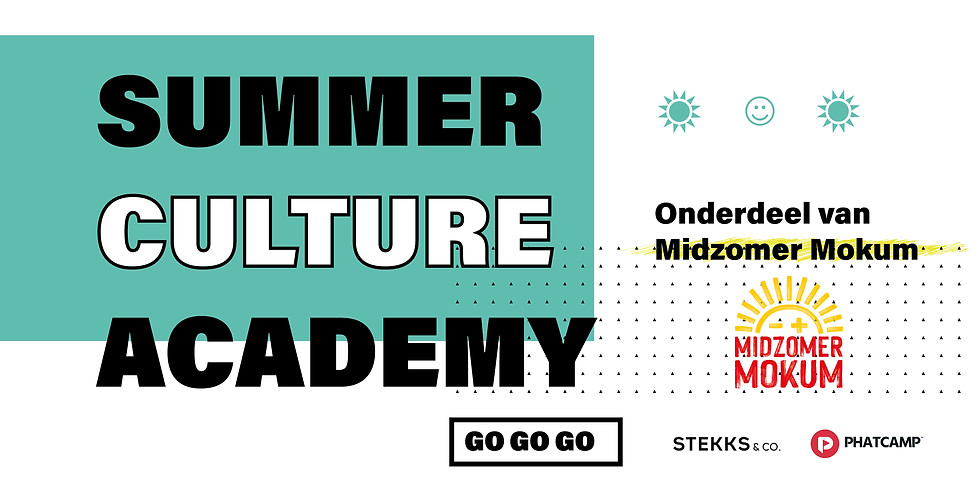XITE & Summer Culture Academy: Muziek videos maken