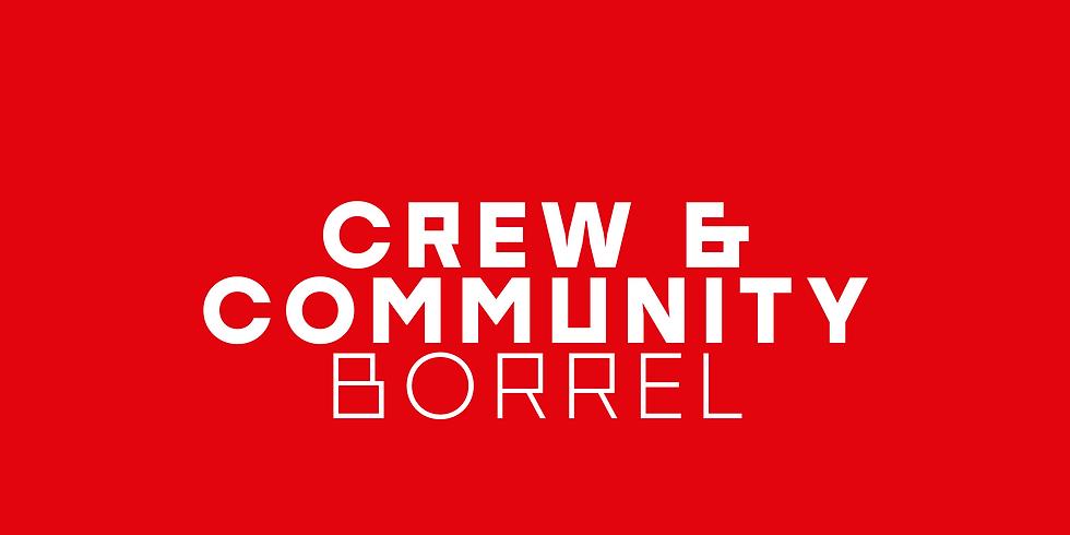 Crew & community Borrel
