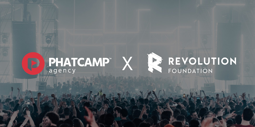 Phatcamp x Revolution Foundation Sunday