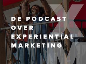 Chase & Geuren en Kleuren Media werken samen aan nieuwe podcast over experiential marketing