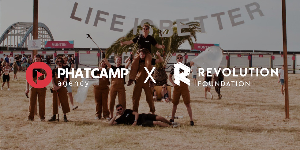 Phatcamp x Revolution Foundation By The Creek