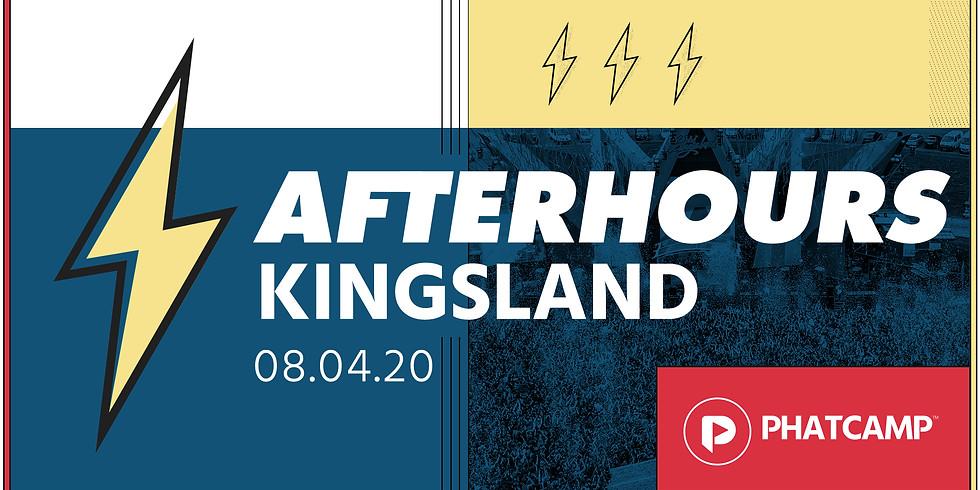 Afterhours - Kingsland