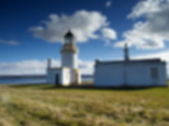 CHANNORY POINT LIGHTHOUSE
