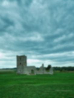 KNOWLTON CHURCH DORSET LONG EXP