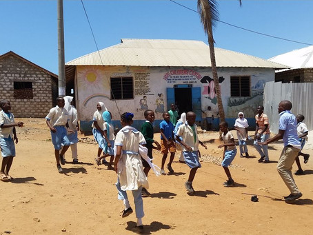 A Great School in Kenya With Access to Water - Soon!