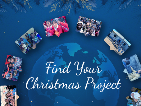 Your Perfect Christmas Project
