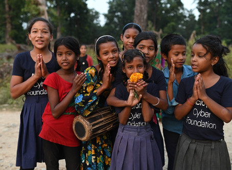 Acronis Employees Set Off to Build a School in Nepal