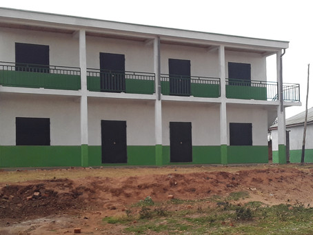 A Wonderful School Project Is Completed in Ambalafeno, Madagascar