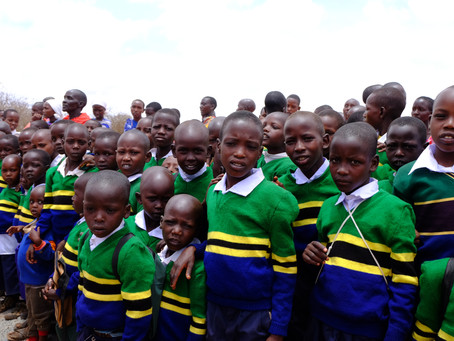 A Positive Development for School Children in Loongung, Tanzania