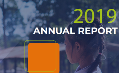 Annual Report 2019: An Exciting Year Squeezed Into a Few Pages