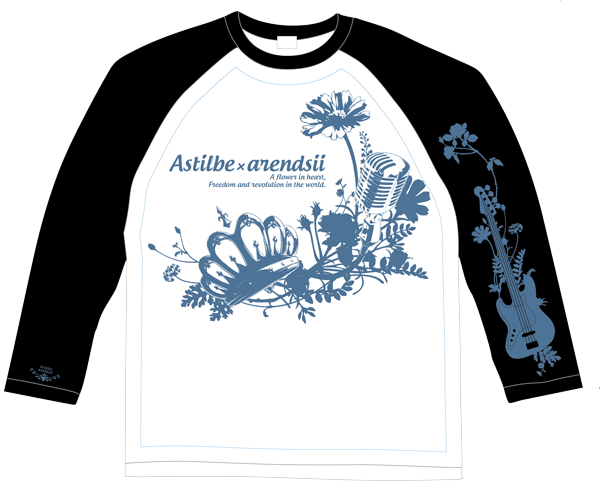 Astilbe-x-arendsiiラグランTシャツ_600.png