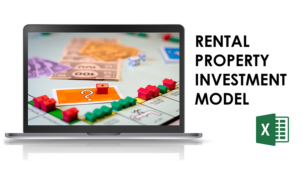 Rental property investment model
