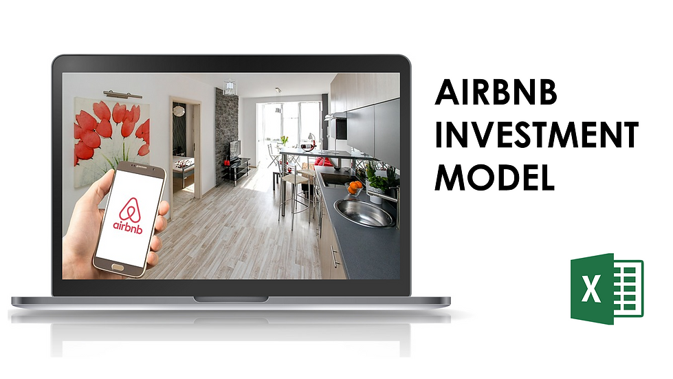 Airbnb investment model