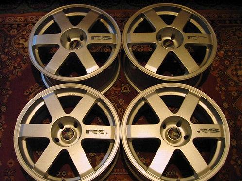 Комплект дисков 17 дюймов, разноширокий, IMPUL RS